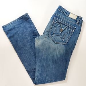 Peoples Liberation Men Bootcut Jeans